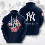 Topsportee MLB New York Yankees Limited Edition Amazing Men's and Women's Hoodie Full Sizes GTS001064