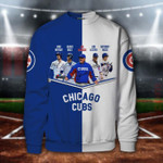 Topsportee MLB Chicago Cubs Limited Edition Amazing Men's and Women's Hoodie T-shirt Sweatshirt Full Sizes GTS000851