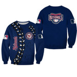 Topsportee MLB Washington Nationals Limited Edition Amazing Men's and Women's Hoodie T-shirt Sweatshirt Full Sizes TOP000226