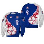 Topsportee MLB Chicago Cubs Limited Edition Amazing Men's and Women's Hoodie T-shirt Sweatshirt Full Sizes GTS001334