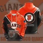 Topsportee MLB San Francisco Giants Limited Edition Amazing Men's and Women's Hoodie Full Sizes