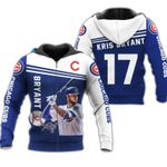 Topsportee MLB Chicago Cubs kris bryant 17 Limited Edition Amazing Men's and Women's Hoodie Full Sizes GTS000778
