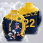 Topsportee MLB Milwaukee Brewers Christian Yelich 22 Limited Edition Amazing Men's and Women's Hoodie Full Sizes