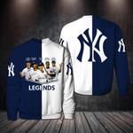 Topsportee MLB New York Yankees Limited Edition Amazing Hoodie T-shirt Sweatshirt Full Sizes GTS000737