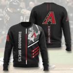 Topsportee MLB Arizona Diamondbacks Limited Edition Amazing Men's and Women's Sweatshirt Full Sizes GTS000777