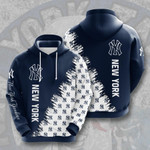 Topsportee MLB New York Yankees Limited Edition Amazing Men's and Women's Hoodie Full Sizes TOP000032
