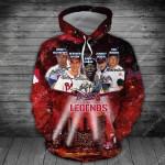 Topsportee MLB Atlanta Braves Limited Edition Amazing Men's and Women's Hoodie T-shirt Sweatshirt Full Sizes