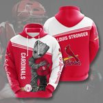 Topsportee MLB St.Louis Cardinals Limited Edition Amazing Men's and Women's Hoodie Full Sizes
