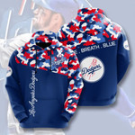 Topsportee MLB Los Angeles Dodgers Limited Edition Amazing Men's and Women's Hoodie Full Sizes GTS001347