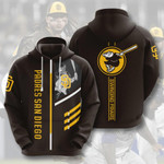 Topsportee MLB San Diego Padres Limited Edition Amazing Men's and Women's Hoodie Full Sizes TOP000011
