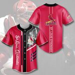 Topsportee MLB St.Louis Cardinals Limited Edition Amazing Men's and Women's Baseball Jersey Full Sizes TOP000074