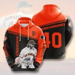 Topsportee MLB San Francisco Giants MADISON BUMGARNER 40 Limited Edition Amazing Men's and Women's Hoodie Full Sizes TOP000105