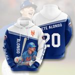 Topsportee MLB New York Mets Pete Alonso 20 Limited Edition Amazing Men's and Women's Hoodie Full Sizes GTS000879