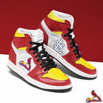 Topsportee MLB St.Louis Cardinals Limited Edition Men's and Women's Jordan Sneakers All US Size
