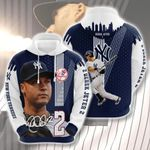 Topsportee MLB New York Yankees DEREK JETER 2 Limited Edition Amazing Men's and Women's Hoodie Full Sizes GTS001250