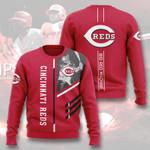 Topsportee MLB Cincinnati Reds Limited Edition Amazing Men's and Women's Sweatshirt Full Sizes GTS001343