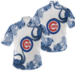 MLB Chicago Cubs Limited Edition Hawaiian Shirt Unisex Sizes NEW000537