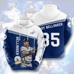 Topsportee MLB Los Angeles Dodgers Cody Bellinger 35 Limited Edition Amazing Men's and Women's Hoodie Full Sizes GTS001260