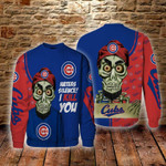 Topsportee MLB Chicago Cubs Limited Edition Amazing Men's and Women's Hoodie T-shirt Sweatshirt Full Sizes