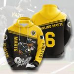 Topsportee MLB Pittsburgh Pirates STARLING MARTE 6 Limited Edition Amazing Men's and Women's Hoodie Full Sizes