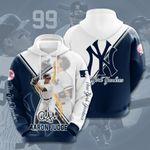 Topsportee MLB New York Yankees Aaron Judge 99 Limited Edition Amazing Men's and Women's Hoodie Full Sizes GTS001179