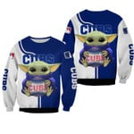 Topsportee MLB Chicago Cubs Limited Edition Amazing Men's and Women's Hoodie T-shirt Sweatshirt Full Sizes TOP000057