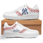Topsportee MLB New York Yankees Limited Edition Men's and Women's NAF Low top Shoes All US Size GTS000556
