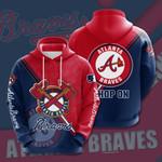 Topsportee MLB Atlanta Braves Limited Edition Amazing Men's and Women's Hoodie Full Sizes GTS001328