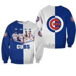Topsportee MLB Chicago Cubs Limited Edition Amazing Men's and Women's Hoodie T-shirt Sweatshirt Full Sizes TOP000545