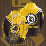 Topsportee MLB San Diego Padres Limited Edition Amazing Men's and Women's Hoodie Full Sizes TOP000053