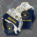 Topsportee MLB Milwaukee Brewers Limited Edition Amazing Men's and Women's Hoodie Full Sizes TOP000623