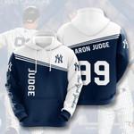 Topsportee MLB New York Yankees Aaron Judge 99 Limited Edition Amazing Men's and Women's Hoodie Full Sizes GTS001022