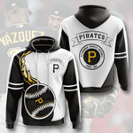 Topsportee MLB Pittsburgh Pirates Limited Edition Amazing Men's and Women's Hoodie Full Sizes TOP000077