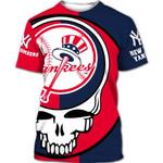 Topsportee MLB New York Yankees Limited Edition Amazing Men's and Women's Hoodie T-shirt Sweatshirt Bomber Jacket Full Sizes GTS001205