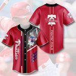 Topsportee MLB Philadelphia Phillies Limited Edition Amazing Men's and Women's Baseball Jersey Full Sizes GTS001102