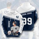 Topsportee MLB New York Yankees Aaron Judge 99 Limited Edition Amazing Men's and Women's Hoodie Full Sizes TOP000113