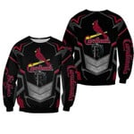 Topsportee MLB St.Louis Cardinals Limited Edition Amazing Men's and Women's Hoodie T-shirt Sweatshirt Full Sizes TOP000262