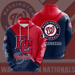 Topsportee MLB Washington Nationals Limited Edition Amazing Men's and Women's Hoodie Full Sizes
