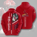 Topsportee MLB St.Louis Cardinals Limited Edition Amazing Men's and Women's Hoodie Full Sizes TOP000074