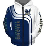 Topsportee MLB Milwaukee Brewers Limited Edition Amazing Men's and Women's Hoodie Full Sizes