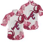 MLB Atlanta Braves Limited Edition Hawaiian Shirt Unisex Sizes NEW000534