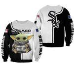 Topsportee MLB Chicago White Sox Limited Edition Amazing Hoodie T-shirt Sweatshirt Full Sizes - TOP000013