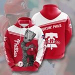 Topsportee MLB Philadelphia Phillies Limited Edition Amazing Men's and Women's Hoodie Full Sizes GTS001341