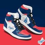 Topsportee MLB Los Angeles Dodgers Limited Edition Men's and Women's Jordan Sneakers All US Size TOP000035
