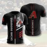 Topsportee MLB Arizona Diamondbacks Limited Edition Amazing Men's and Women's T-shirt Full Sizes GTS000777