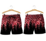 Topsportee Boston Red Sox Ninja Cloud Hawaiian Shirt and Shorts Summer Collection Size S-5XL NLA004836