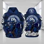 Topsportee San Diego Padres Limited Edition Over Print Full 3D Hoodie S - 5XL TOP000378