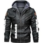 Stocktee Chicago Bears Classic But Amazing Premium Quality Leather Jacket�Adult Sizes S - 3XL GTS000686