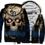 Stocktee Los Angeles Dodgers Limited Edition Over Print Full 3D Fleece Hoodie