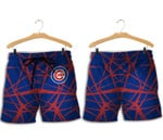 Topsportee Chicago Cubs Hawaiian Shirt and Shorts Summer Collection Size S-5XL NLA005037